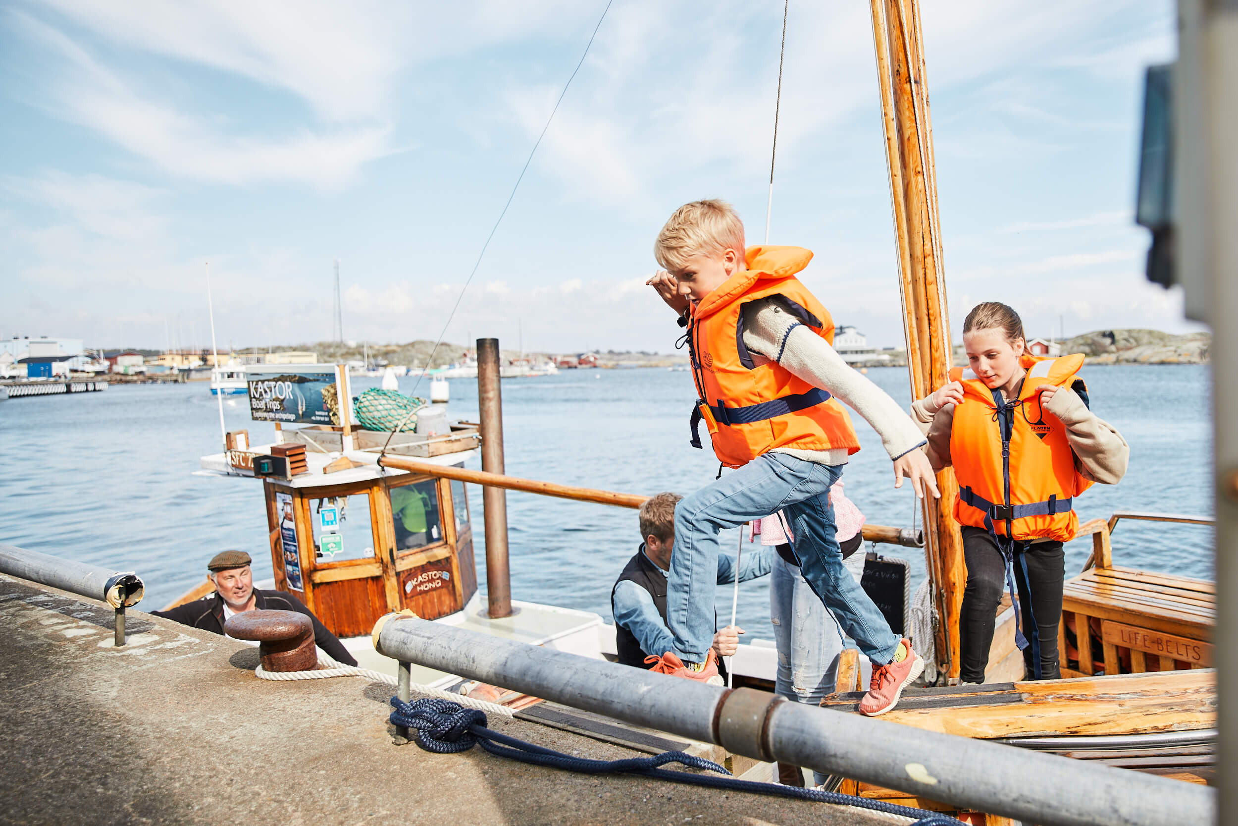 Klippor, sälar och seafood i Göteborgs skärgård