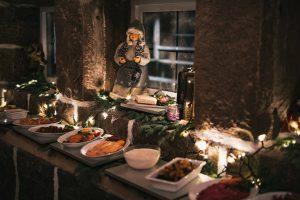 julbord i goteborgs skargards hono klava