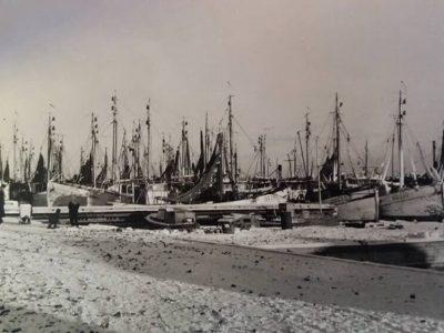 Hönö Klåva i början på 1950-talet