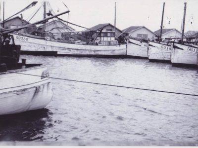 Klåva Hamn 1950