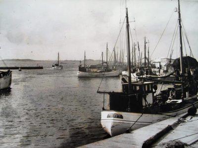 Hönö Klåva 1950-tal