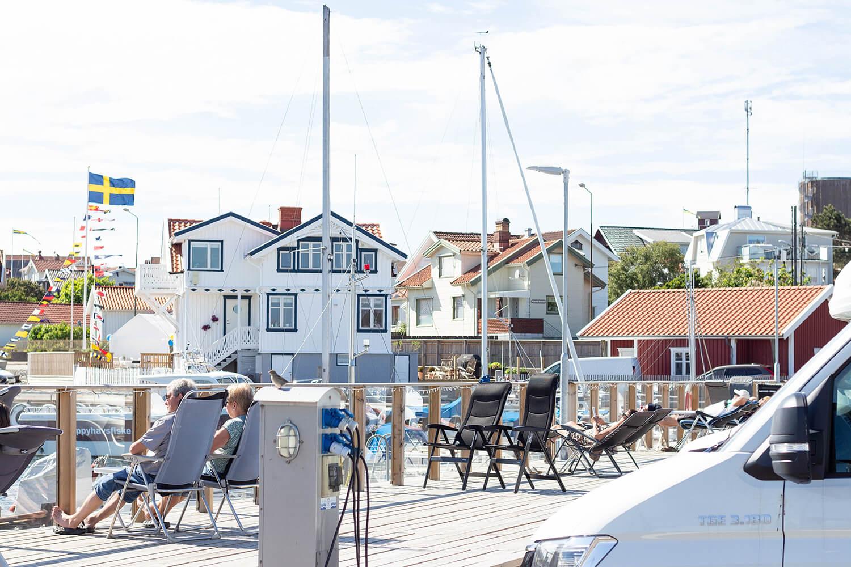stallplats klava hamn